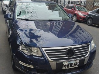 Asesino al volante en Palermo