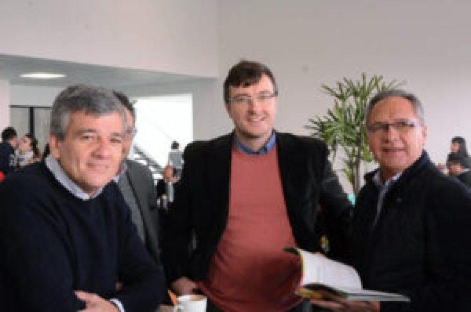 Ghi con Descalzo y Zabaleta