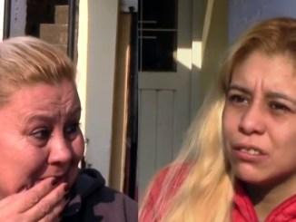 Maestras detenidas en Moreno