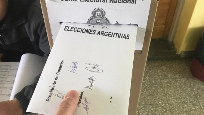 Voto 2019