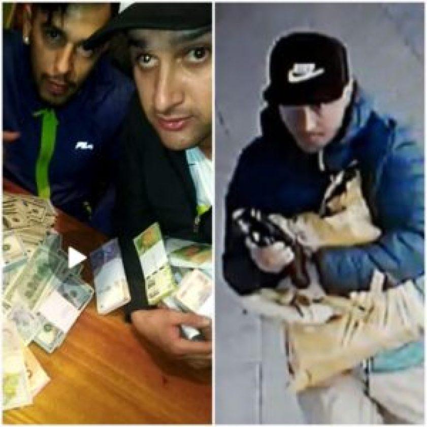 Detenido por robo al banco