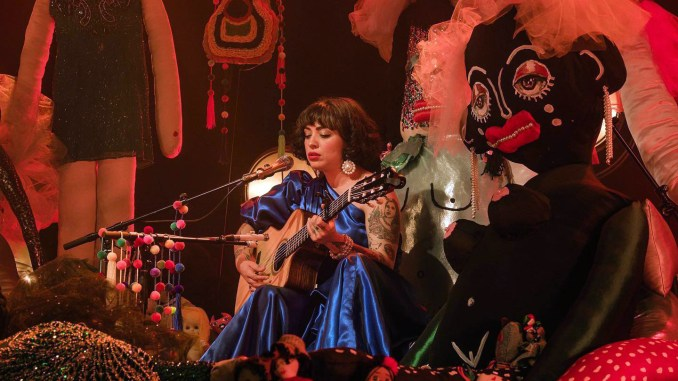 Mon Laferte cantante