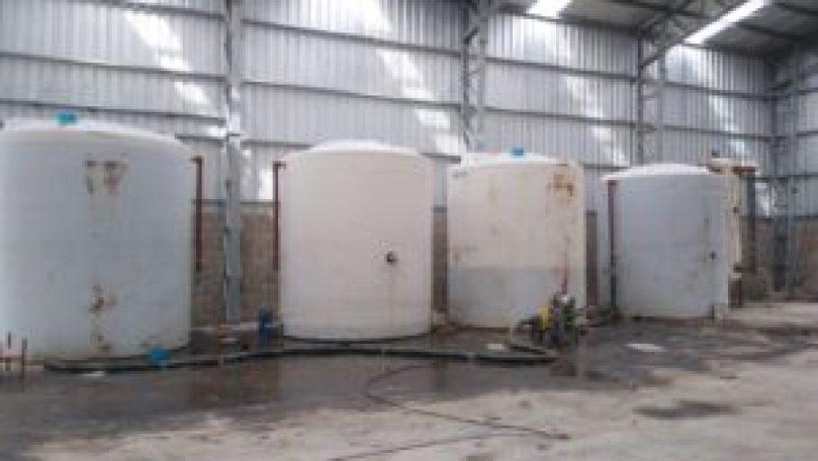 Mega banda de lavado y adulteración de combustibles