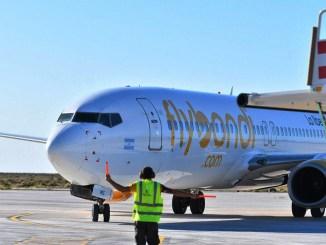 aeropuerto el palomar flybondi