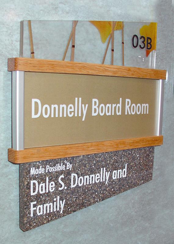best color schemes for living room packages under 1000 donor recognition signs | prime sign program