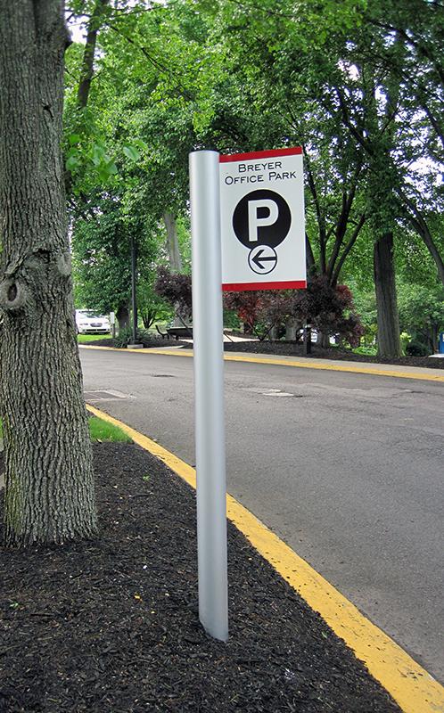 Exterior Wayfinding Signs  PRIME Sign Program