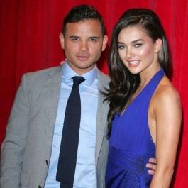 Amy Jackson With Ryan Thomas