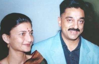 Kamal Haasan With Sarika Thakur