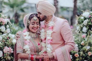 Rohanpreet Singh With Neha Kakkar