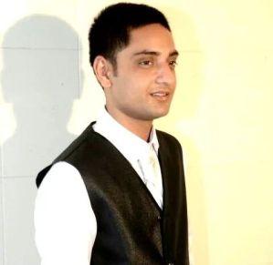 Sandeep Lamichhane His Brother