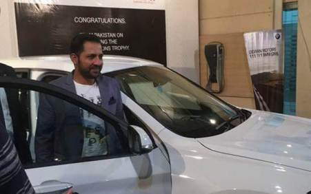 Sarfraz Ahmed Cars And Bikes Collection