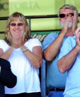 Shane Watson Father And Mother