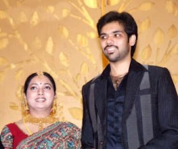 Sibi Sathyaraj With Revathi