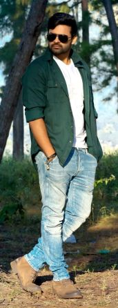 Some Lesser Known Facts About Sai Dharam Tej