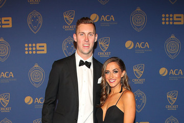 Billy Stanlake With Wife