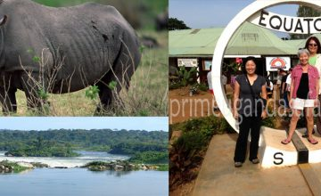 8 Days Uganda Group Safari Highlight