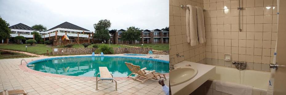 Akagera Game Lodge- rwanda safari