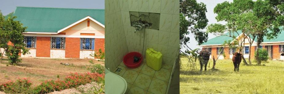 Kazinga Channel View Resort -budget safari lodge in queen elizabeth np