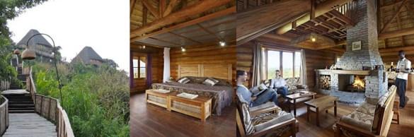 Kyaninga Lodge - luxury accommodation in kibale np