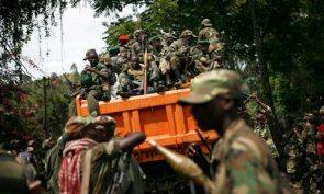 M23 rebels leave Goma in eastern Congo