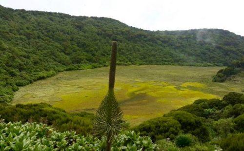 Mount Gahinga