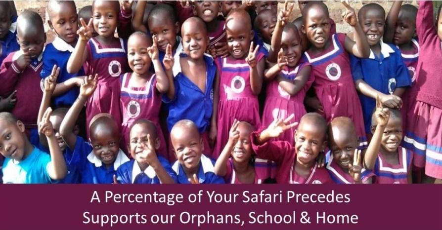 Prime Safaris Orphange