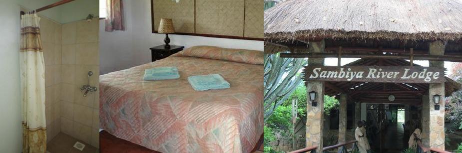 Sambiya River Lodge - accommodation in murchison falls np