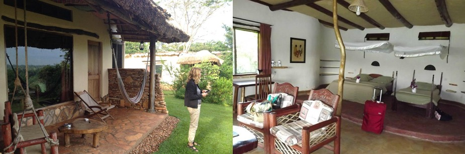 The Haven Jinja -accommodation in uganda
