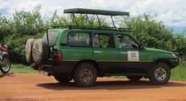 Self drive car hire in Rwanda