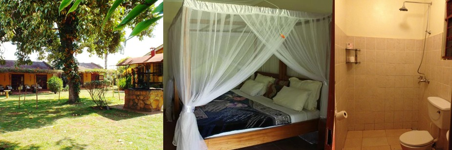 airport guest house - Safari Lodges in entebbe