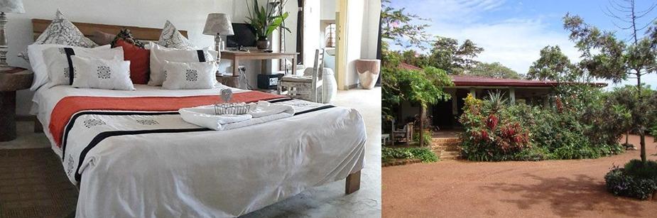gately inn entebbe- accommodation on a uganda safari