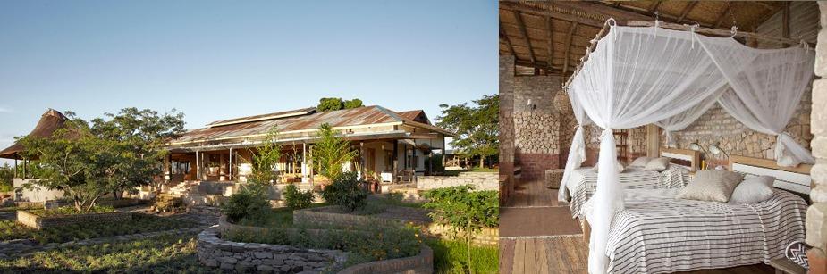 kyambura gorge lodge - Luxury Lodges in Queen Elizabeth National Park