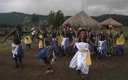 cultural dancers in uganda