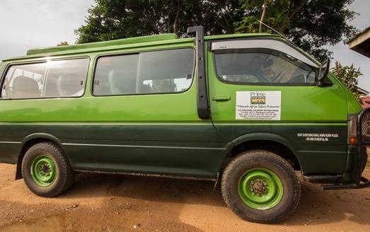 self-drive in Uganda