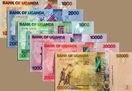 Uganda shillings