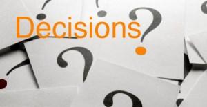 Decisions Compounding