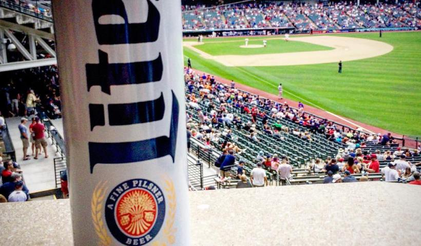Miller Lite at Progressive Field