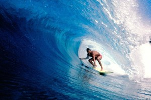 Riding a Wave