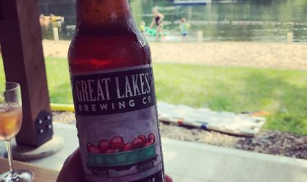 Christmas Ale on Father's Day