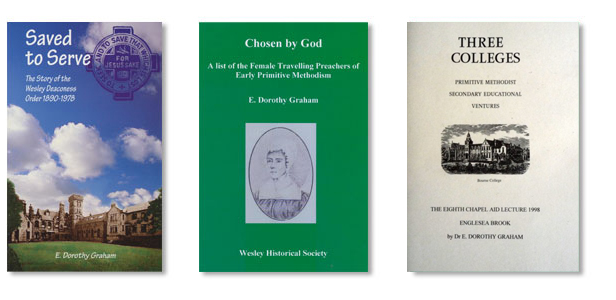 three books by Dorothy Graham