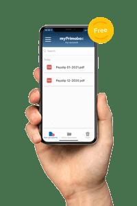 myPrimobox Application