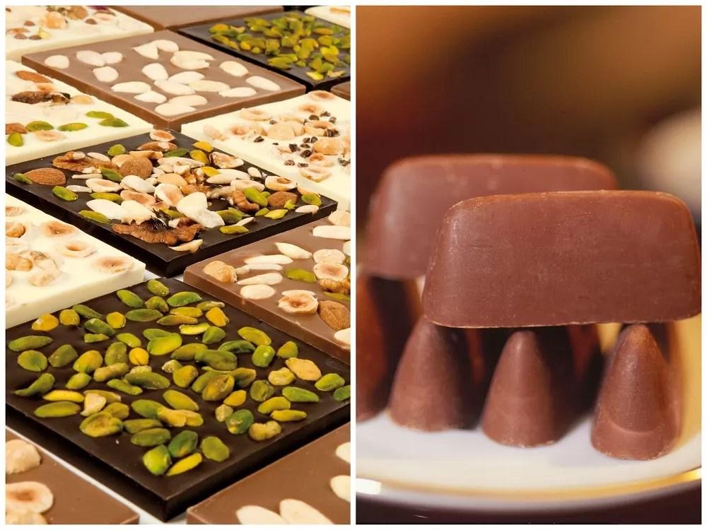 Turyn, gianduiotto, czekolada z turynu, czekoladki z Turynu, co warto zjeść w Turynie