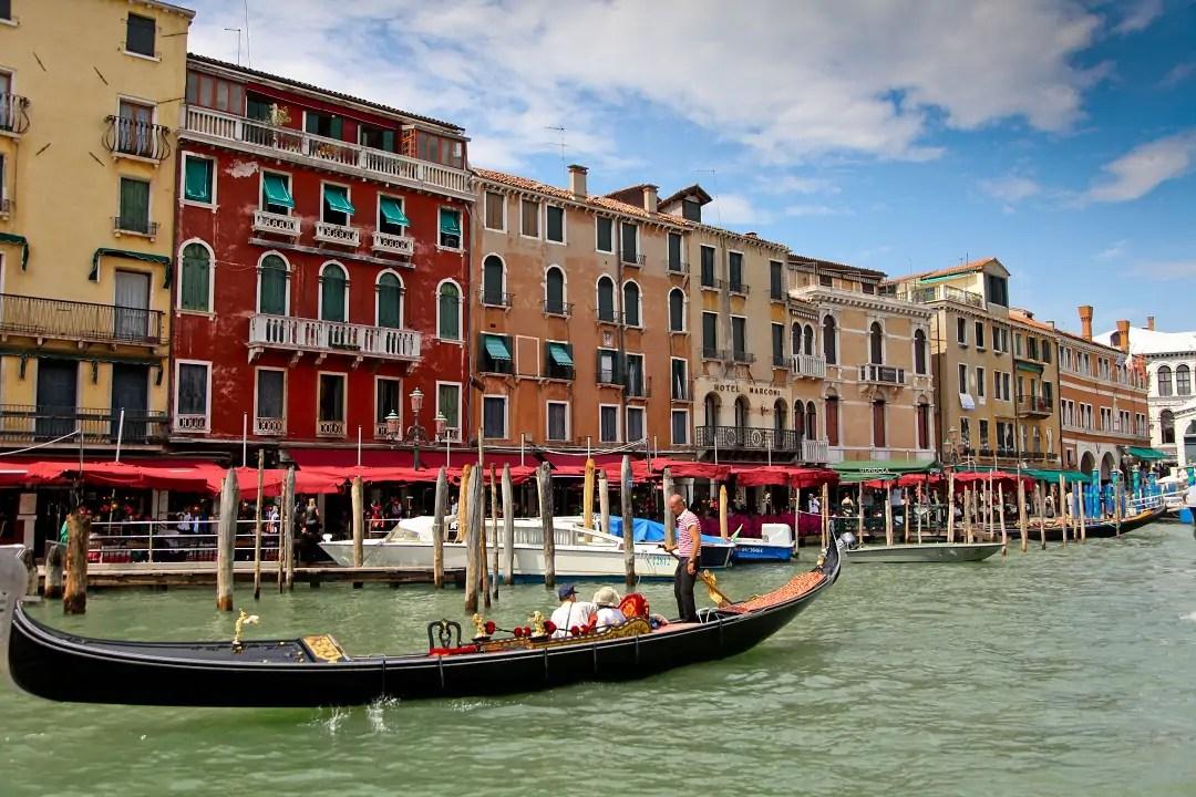 Wenecja, Alessia Ferrari Bravo, przewodnik po Wenecji,