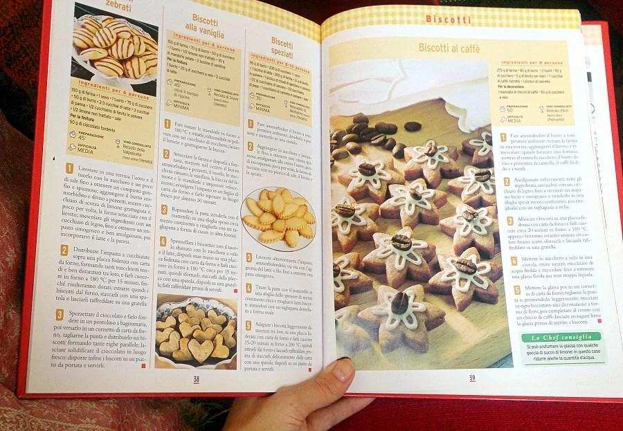 villa toscana - ciasteczka