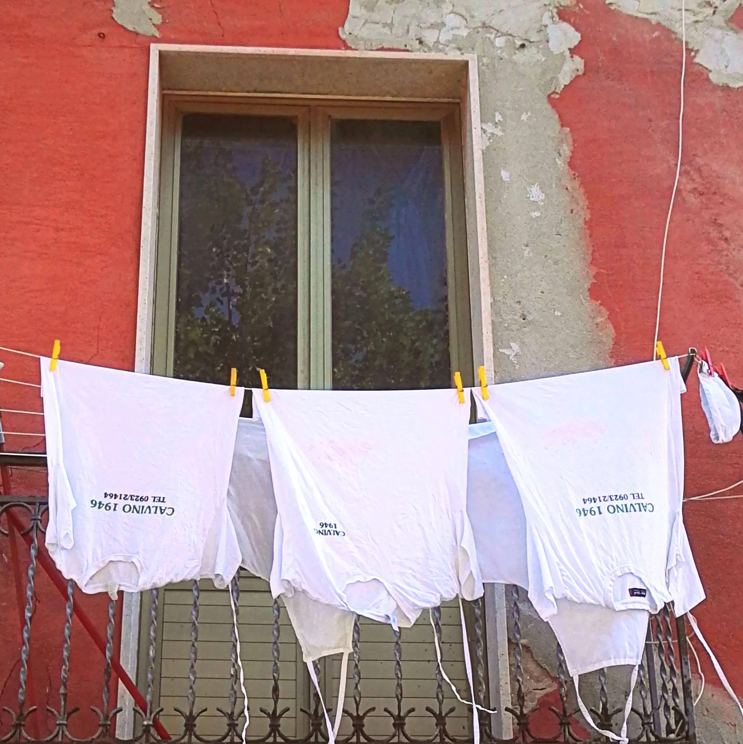 włoskie pranie, fenomen włoskiego prania
