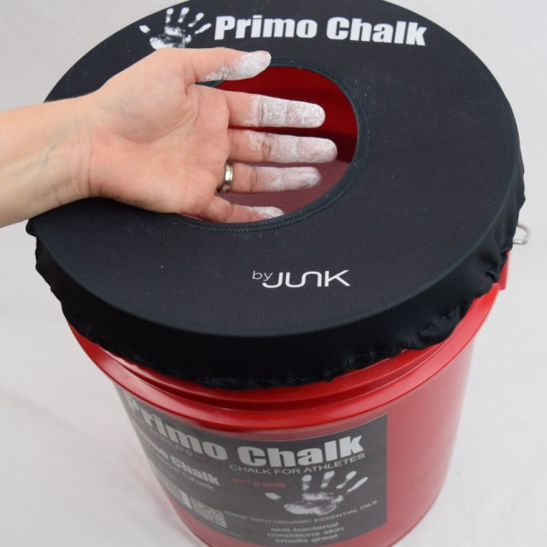 no chalk bucket topper image