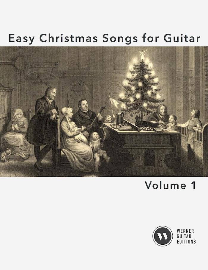 Easy Christmas Songs for Guitar 1