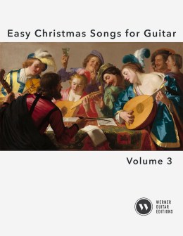 Easy Christmas Songs for Guitar 3