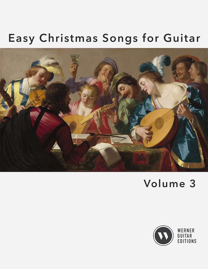Easy Christmas Songs for Guitar 3
