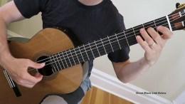Exercise on the E String by Mertz (Free PDF)